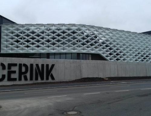 Zimní stadion ŠKODA ICERINK v Praze Strašnicích2017