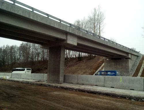 Dodávky mostních nosníků – dálnice D12017